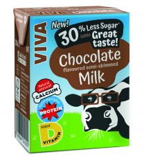 Chocolate Milkshake Cartons 27 x 200ml