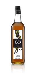 1883 French Vanilla Syrup 1 Litre