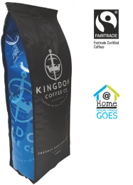 Cafe Africa Fairtrade Beans 1kg