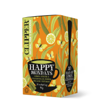 Clipper Organic Happy Mondays Tea 1 x 20