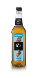 1883 Hazelnut SUGAR FREE Syrup 1 Litre
