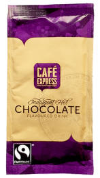 Fairtrade Cafe Express Hot Chocolate 100 x 28g
