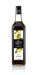1883 Lemon Iced Tea Syrup 1 Litre