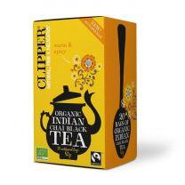 Clipper 1 x 20 Organic Indian Chai Black Tea