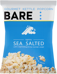 BARE Sea Salted Popcorn
