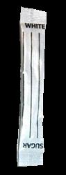 Pinstripe White Sugar Sticks