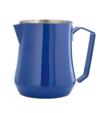 Motta Tulip Milk Frothing Jug - Blue (500ml)
