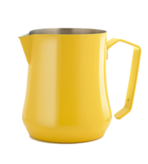 Motta Tulip Milk Frothing Jug - Yellow (500ml)