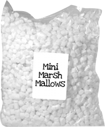 Box of Mini Marshmallows - Gluten free - 15 x 150g