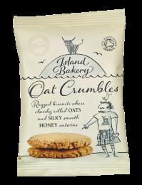 Island Bakery Organic Oat Crumbles 48 x 35g