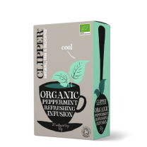 Clipper Organic Peppermint Infusion 1 x 20