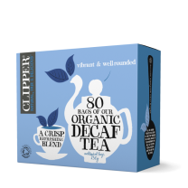 Clipper Organic Everyday Decaffeinated Tea 1 x 80