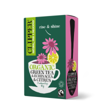 Clipper Fairtrade Green Echinacea & Citrus 1 x 20