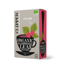 Clipper Organic Raspberry Leaf Infusion 1 x 20