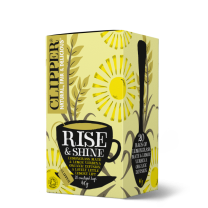 Clipper Rise and Shine Organic Infusion Tea 1 x 20
