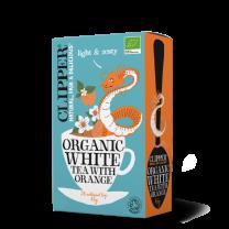Clipper Organic White Tea with Orange 1 x 26