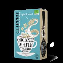Clipper Organic White Tea with Vanilla 1 x 26
