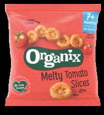 Organix Tomato slices (5 by 20g)