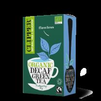 Clipper Organic Fairtrade Decaff Green Tea 1 x 20