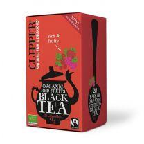 Clipper 1 x 20 Organic Red Fruits Black Tea