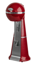 Shmoo Commercial Smoothie Mixer - Ruby Red