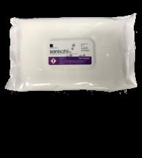 Sanisafe Anti-Bac Anti-Viral Wipe 1 x 100 *NEW