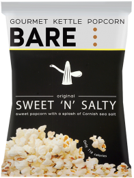 BARE Sweet 'n' Salty Popcorn