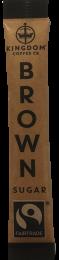Kingdom Branded Fairtrade Brown Sugar Sticks