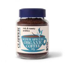 Clipper Super Special Organic Coffee 100g