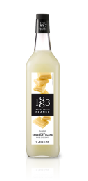 1883 White Chocolate Syrup 1 Litre