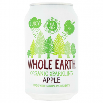 Whole Earth Organic Sparkling Apple