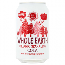 Whole Earth Organic Sparkling Cola