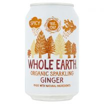 Whole Earth Organic Sparkling Ginger