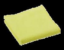 Yellow Microfibre Cloths