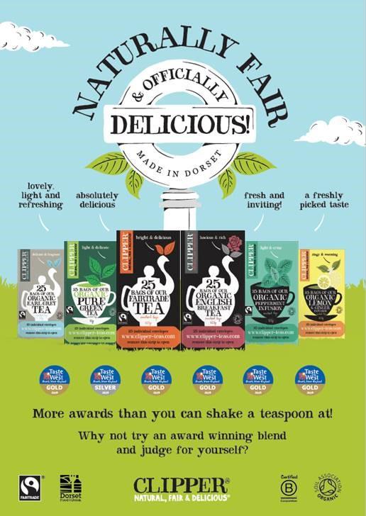 Clipper Tea Deals