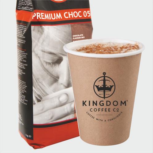 Vending - Chocolate & Milk