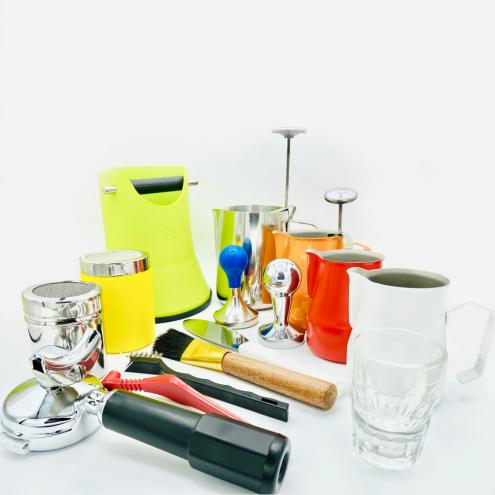 Barista Equipment & POS