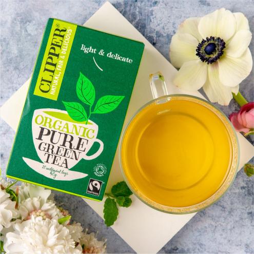 Clipper Green Tea