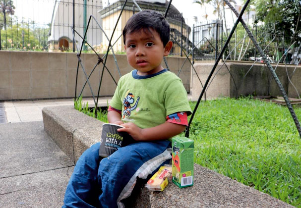 Our partnership with Toybox: Guatemala City – outreach project & Covid-19 update